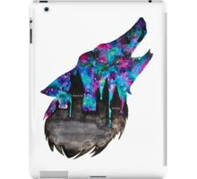 Double Exposure Harry Potter Werewolf Hogwarts Silhouette iPad Case/Skin