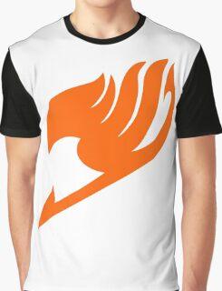 Fairy Tail Logo Graphic T-Shirt