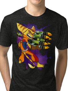 ANNIHILATION NATION Tri-blend T-Shirt