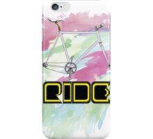 Ride iPhone Case/Skin