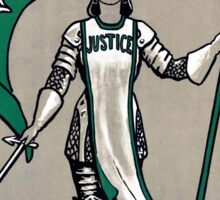 The Suffragette Sticker
