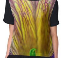 Stick your head out. Stick your neck out. Stick your heart out. Chiffon Top