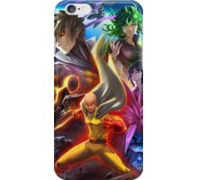 ONE PUNCH!!!! iPhone Case/Skin