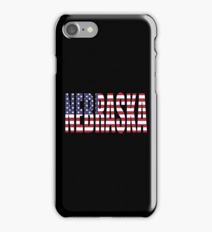 Nebraska iPhone Case/Skin