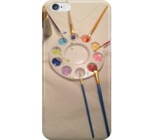 Starts from here iPhone Case/Skin