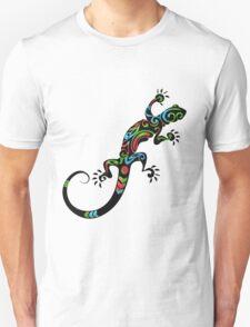 Tribal Lizard T-Shirt