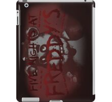 Five Nights At Freddy's - Ipad Cover, Phone Cover + A lot more  iPad Case/Skin