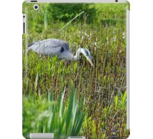 #heron iPad Case/Skin