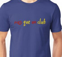FCB Barca Fc Barcelona Football Club T-Shirts Unisex T-Shirt