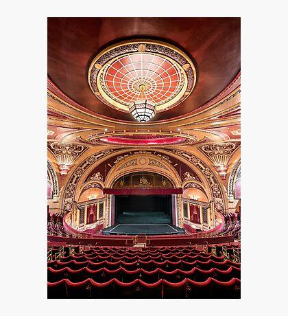 Liverpool Empire Theatre Photographic Print