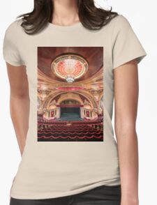 Liverpool Empire Theatre Womens Fitted T-Shirt