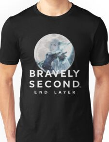 Magnolia - Bravely Second (with logo) Unisex T-Shirt