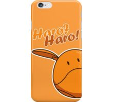 Haro! - Gundam 00 iPhone Case/Skin