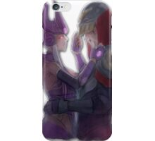 Zed and Syndra iPhone Case/Skin