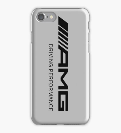 AMG 6 iPhone Case/Skin
