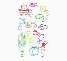Jelly Bean Cats Unisex T-Shirt