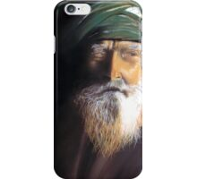 Wise man iPhone Case/Skin