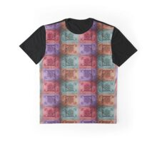 Abstract floral design Graphic T-Shirt