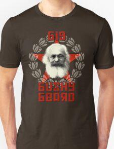 Big Bushy Beard T-Shirt