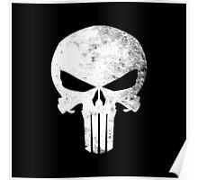 Punisher Grunge Poster