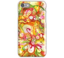 Sunlight Is Free (If You Live At The Top) - Watercolor Art iPhone Case/Skin
