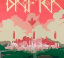 Hyper Light Drifter - Poster - The City Sticker