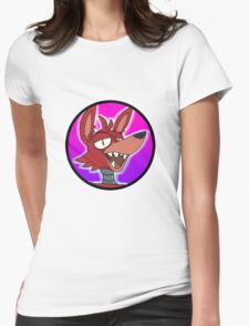 pyrocynical Womens Fitted T-Shirt