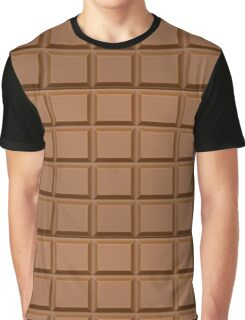 Chocolate Graphic T-Shirt