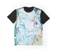 Fibroblasts  - Watercolor Painting Graphic T-Shirt