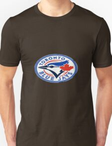 blue jays logo Unisex T-Shirt