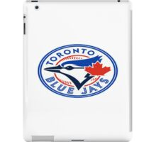 blue jays logo iPad Case/Skin