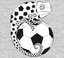 Soccer  Chameleon  One Piece - Long Sleeve