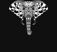 Elephant - White Unisex T-Shirt