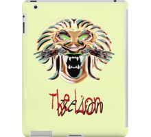 The Lion T-shirt, etc. design iPad Case/Skin