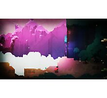 Hyper Light Drifter - Poster - The Hills Photographic Print