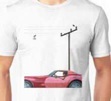 The last mile. Unisex T-Shirt