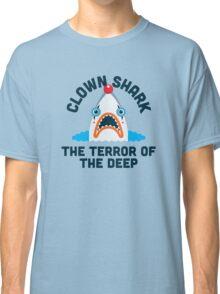 Clown Shark - Terror of the Deep Classic T-Shirt