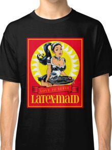 Latex-Maid - Color Classic T-Shirt