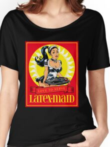 Latex-Maid - Color Women's Relaxed Fit T-Shirt