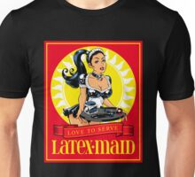 Latex-Maid - Color Unisex T-Shirt