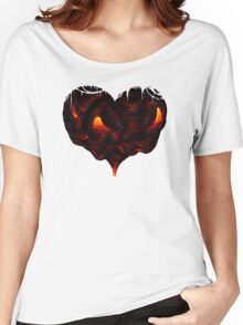 I Lava You With All My Heart Women's Relaxed Fit T-Shirt