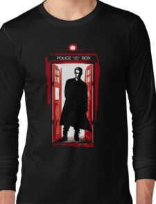 William the Bloody Doctor Long Sleeve T-Shirt