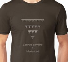 Last Year at Marienbad Unisex T-Shirt