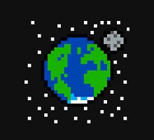 8 Bit Earth Unisex T-Shirt