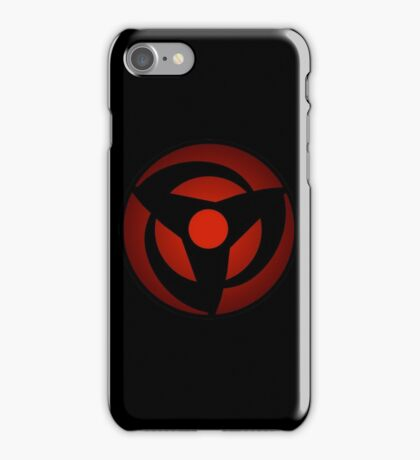 mangekyou sharingan iPhone Case/Skin