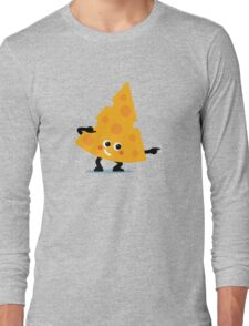 Character Fusion - Just Cheese Long Sleeve T-Shirt