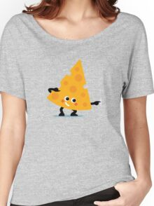 Character Fusion - Just Cheese Women's Relaxed Fit T-Shirt