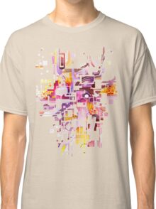 Sunberry - Abstract Watercolor Painting Classic T-Shirt