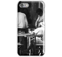 Sun or shade. iPhone Case/Skin
