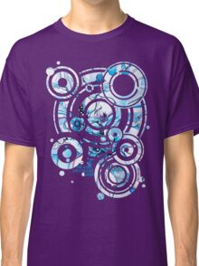 Sub-Atomic Stress Release Therapy - Watercolor Painting Classic T-Shirt
